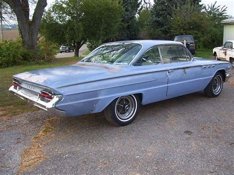 Sell Used 1961 Buick Lesabre Bubbletop 2dr Hardtop