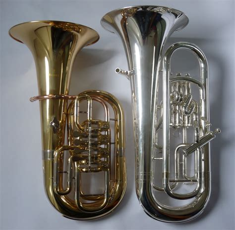 The gallery for --> Euphonium Vs Tuba