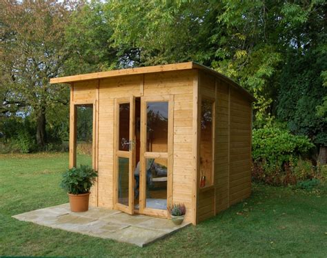 adorable design garden summer house shed garden aprar