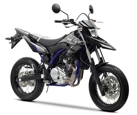 Yamaha Wr 125 X 2016  Fiche Moto Motoplanete