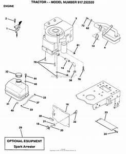 Ayp  Electrolux 917 252520  1999  U0026 Before  Parts Diagram