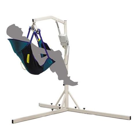 sidhil portable bedhead lifting hoist sports supports