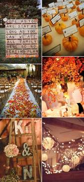 fall wedding ideas archives oh best day