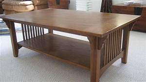 mission style coffee table photo ideas rilane With mission style coffee table sets