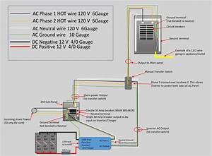 Wiring Diagram For Marine Inverter