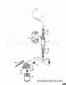Mercruiser 4 3 Electric Fuel Pump Wiring Diagram