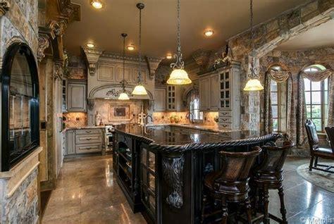 $2.75 Million English Tudor Style Brick & Stone Mansion In