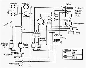 Toro 267 H Wiring Diagram