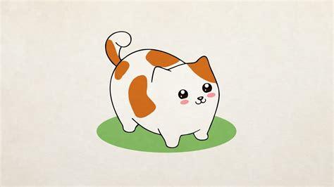 draw  cute cat youtube