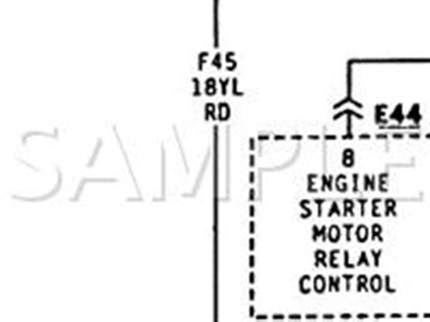 Wiring Diagram 1996 Plymouth Voyager by Repair Diagrams For 1996 Plymouth Grand Voyager Engine