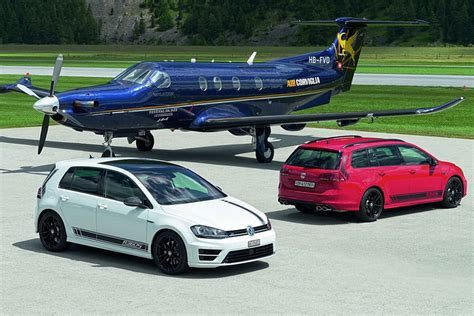 Volkswagen Golf Modification by Volkswagen Golf R Has Received A R360s Modification