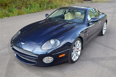 15k mile 2003 aston martin db7 gt 6 speed for sale bat auctions sold for 71 000 october