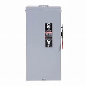 Ge 100 Amp 240