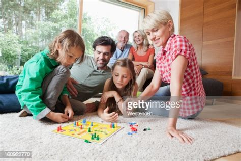 germany bavaria nuremberg family playing board game