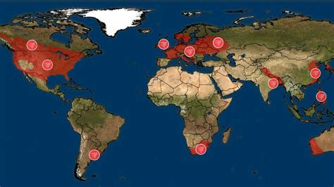 where do tornadoes usually form where tornadoes strike around the world the weather channel