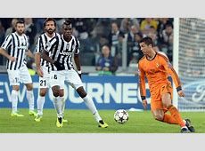 Andrea Pirlo Paul Pogba Juventus Cristiano Ronaldo Real