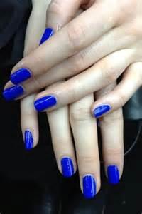 Yves Klein Blue Nail Polish