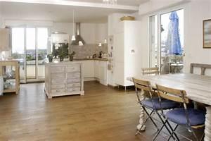 parquet pour la cuisine nos conseilsemois et bois With parquet dans la cuisine