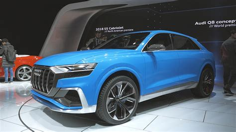Flipboard 2019 Audi Q8 Is Officially Audi's Most