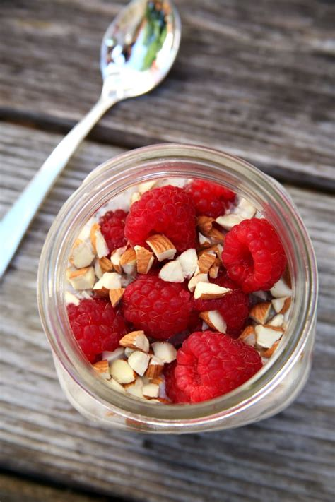 High-Protein Overnight Oats | Healthy Breakfast Recipes