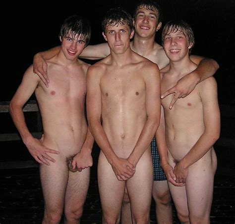 Delicious Young Guys Naked Friends