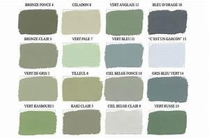 Peinture Vert De Gris : laura je cherche peindre mon appartement en vert de ~ Melissatoandfro.com Idées de Décoration