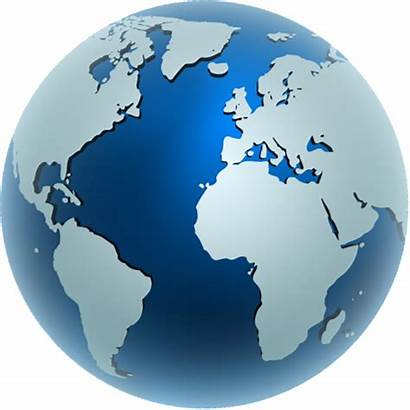 Globe Transparent Clip Clipart Map Earth Library
