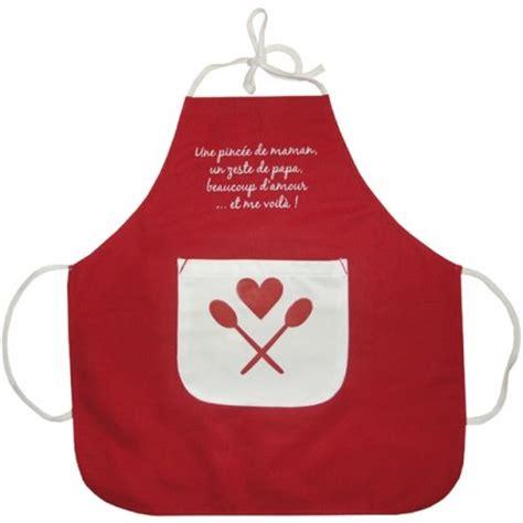 cadeaux cuisine originaux tablier de cuisine fille original funstuff et compagnie