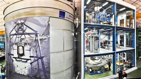 xenon matter dark lngs gearing detect