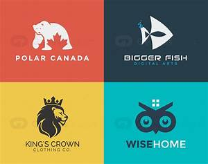 Simple and Creative Logo Design by GenesisDesign on Envato ...