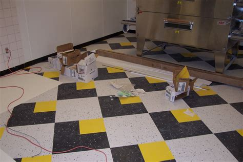 Vct Tile Design Patterns by Kevin Jenkins Floors Portland Oregon Small Business