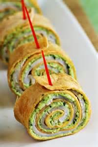 Easy Tortilla Pinwheel Appetizers
