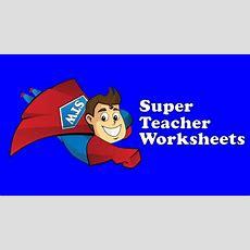 New Stories On Super Teacher Worksheets  Neal Levin