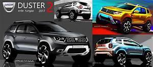 Nouveau Dacia Duster 2017 : 2017 gen se design nouveau dacia duster motorblock ~ Gottalentnigeria.com Avis de Voitures