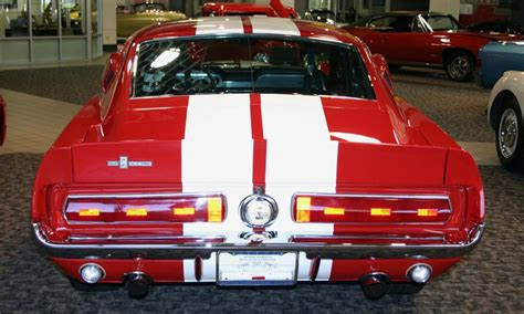 shelby gt fastback