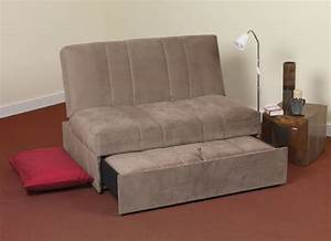 siesta compact small sofa bed With little sofa bed