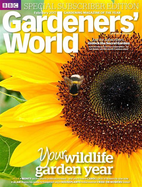 plant magazines free subscribe to bbc gardeners world magazine by immediate media co magazines issuu