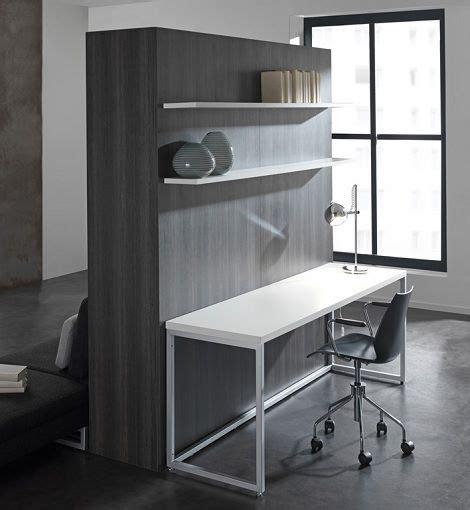 bureau loft bureau loft met boeken planken opklapbed kastenwand met