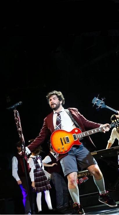 Dewey Rock Finn Musical Broadway