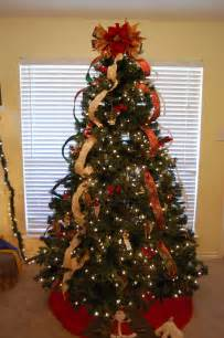 bow tree topper christmas pinterest