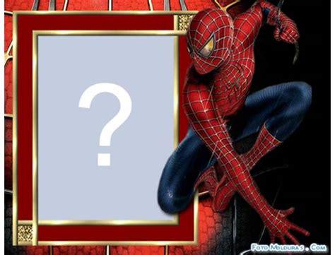 moldura homem aranha 3