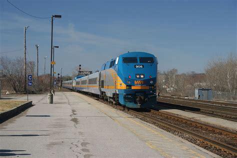 Québec City–windsor Corridor (via Rail)