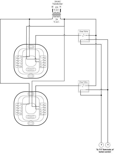 taco zone valve wiring diagram taco zone valve