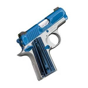 Blue Sapphire Kimber Micro 380