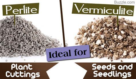 perlite  vermiculite      garden