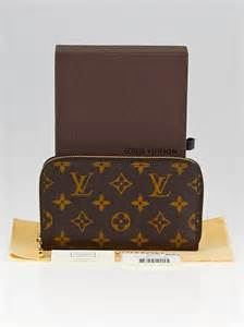 louis vuitton monogram canvas compact zippy wallet yoogis closet