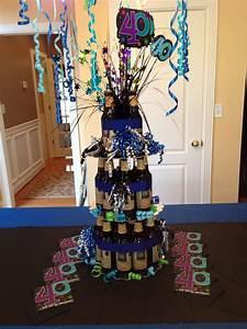 Birthday Frames Online Cake Using Bottled For My Husband 39 S Surprise