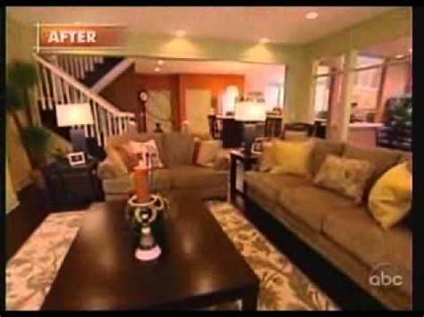 silestone  extreme makeover home edition episode
