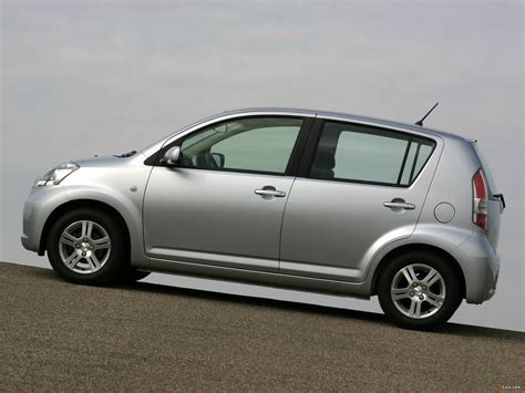 Daihatsu Wallpapers by 2005 Daihatsu Sirion 1 0 Related Infomation Specifications