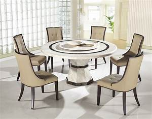 modern round dining set With round modern dining room sets